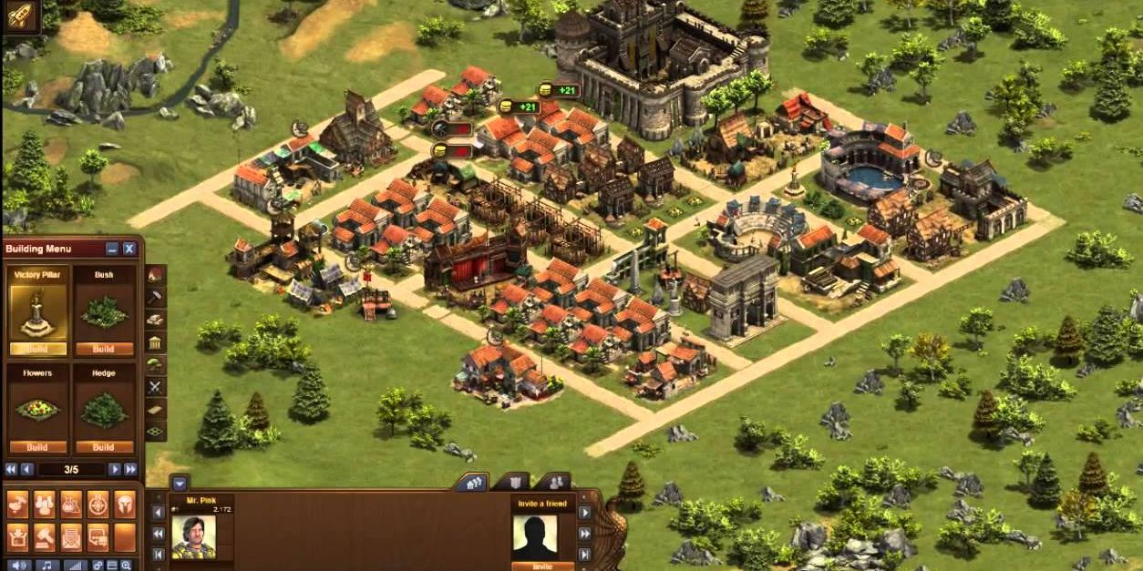 Forge Ofempires